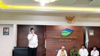 Photo of PDAM Kota Depok Pererat Silaturahmi Dengan Halal Bihalal