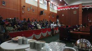 Photo of DPRD Depok Gelar Rapat Paripurna Dalam Rangka Persetujuan Propemperda Tahun 2020