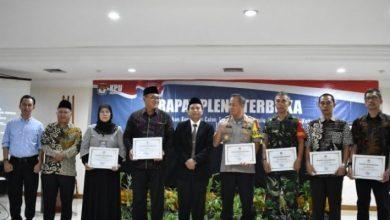 Photo of KPU Kota Depok Selesai Menggelar Tahapan Pemilu, 50 Anggota DPRD Kota Depok di Tetapkan