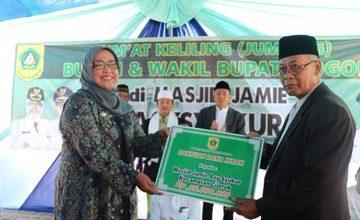 Photo of Jumling Di Cijeruk, Ade Yasin Ingin Masjid Besar Multifungsi