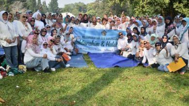 Photo of Kabupaten Bogor dan Wanita Gabungan Organisasi Wanita (GOW) Gelar Halal Bihalal di Kebun Raya Bogor