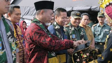 Photo of Pencanangan Bhakti Sosial TNI Manunggal KB Kesehatan Tingkat Provinsi Jambi 2019