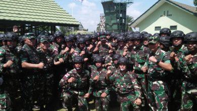 Photo of Panglima TNI Marsekal Hadi Tjahjanto, S.I.P. Hari ini Tiba Di Jambi