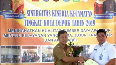 Photo of Pemkot Apresiasi Lomba Sinergitas Tingkat Kecamatan