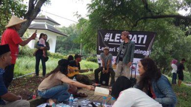 Photo of Festivas LESPATI #2 : Adalah Edukasi Ecologis, Kerja Bakti Bersih Situ, Gelar Budaya dan Mancing Gratis Bersama Warga