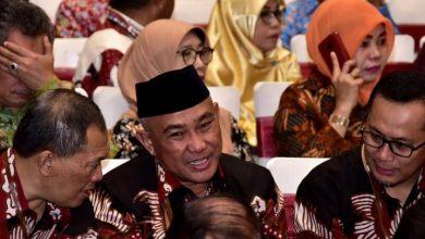 Photo of Wali Kota Depok, Mohammad Idris, Hadiri APEKSI XIV di Semarang, Jawa Tengah