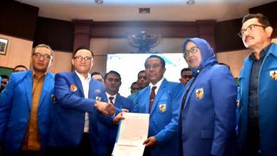 Photo of Ade Yasin Lantik Pengurus KNPI Kab. Bogor