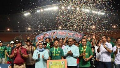 Photo of Di Stadion Pakansari Cibinong Ade Yasin Menutup Gelaran Olahraga PERY VII Tahun 2019