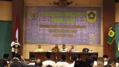 Photo of APDESI Sangat Strategis Dalam Membangun dan Mensukseskan Program-Program Unggulan Panca Karsa