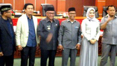 Photo of Rapat Paripurna Anggota DPRD Kota Depok periode 2019-2024