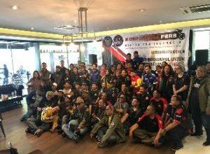 Photo of Komunitas Klub Biker For Indonesia Gaungkan Persatuan