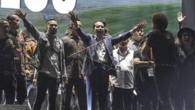 Photo of Konser Musik Untuk Republik (MUR) Persembahan Para Musisi Untuk Persatuan dan Keberagaman Indonesia