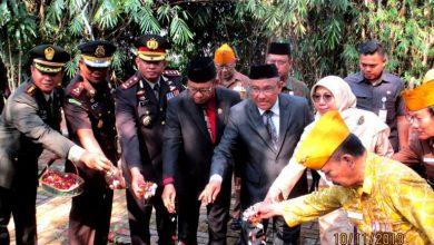 Photo of Pemkot Depok Tabur Bunga Di Taman Makam Pahlawan Kalimulya