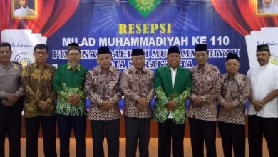 Photo of Gelar Resepsi Milad Warga Muhammadiyah Kota Solo Antusias Sambut Muktamar Ke – 48