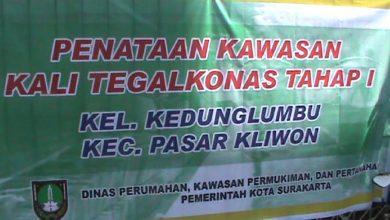 Photo of Pemkot Solo Robohkan Rumah Rumah di Kali Tegalkonas
