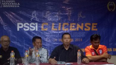 Photo of Kursus License C PSSI di Solo Luluskan 24 Coach