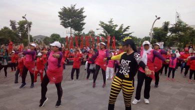 Photo of Semarak Hari Ibu Pager Ayu Di Taman Jaya Wijaya Solo