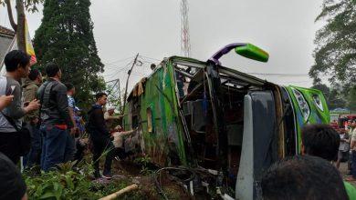 Photo of Sambut Korban Laka Lantas Martha Pradi Supriatna Tidak Dapat Menahan Haru