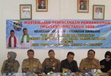 Photo of Wakil Walikota Depok Hadiri Musrembang Di Kelurahan Sukmajaya