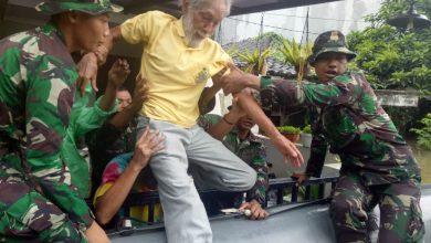 Photo of Satgas Bencana Banjir PASMAR 1 Mulai Terjunkan Prajuritnya