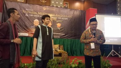 Photo of Artis Hamas Syahid Sapa Jamaah Hasanah Tour & Travel Soloraya