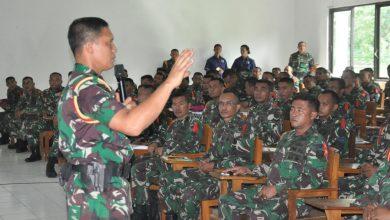 Photo of Pembukaan Latihan Pemantapan Kemampuan Kepelatihan Prajurit Kolatmar Ta. 2020