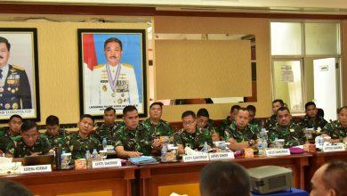 Photo of Korps Marinir Gelar Rapat Evaluasi Program Kerja Dan Pencapaian Renstra