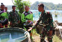 Photo of Prajurit Menbanpur 2 Mar Ubah Air Laut Jadi Air Tawar Di Sendang Biru Malang Selatan