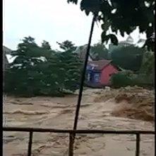 Photo of Grobogan Khususnya Kec. Karangrayung Dikepung Banjir