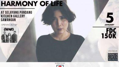 Photo of Konser Ranie Klees Di Selayang Pandang Bertajuk 'Harmony Of Life'