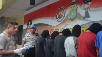 Photo of Polresta Depok kembali Ringkus Komplotan Begal