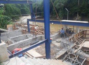 Photo of PDAM Tirta Asasta Tinggikan Intake IPA Legong Dan Citayem Untuk Antisipasi Banjir