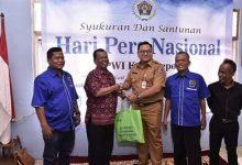 Photo of Walikota Depok Dan Wakil Walikota Depok Hadiri Syukuran HPN 2020 Kota Depok