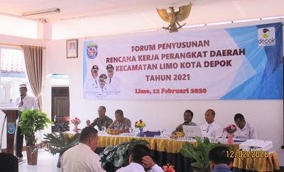 Photo of Kec. Limo Gelar Forum Rencana Kerja Perangkat Daerah, Tingkatkan Pelayanan Publik