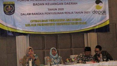 Photo of Badan Keuangan Daerah Kota Depok Gelar Forum Renja, Pendapatan Asli Daerah Tahun 2019 Mencapai Rp.3,09 Triliun