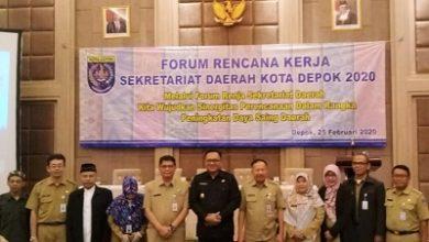Photo of Forum Renja Sekda Kota Depok, Dihadiri Wakil Walikota Depok