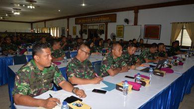Photo of Rakornispers Kormar Th 2020 Di Bhumi Marinir Cilandak