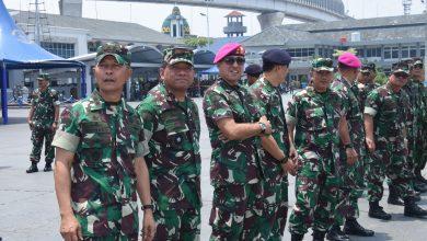 Photo of Korps Marinir Selesaikan Misi Di Pulau Sebaru