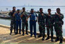 Photo of Lalu-lintas Pelayaran Padat, Pushidrosal TNI AL Mutakhirkan Data Hidro-oseanografi Perairan APBS/APTS Surabaya